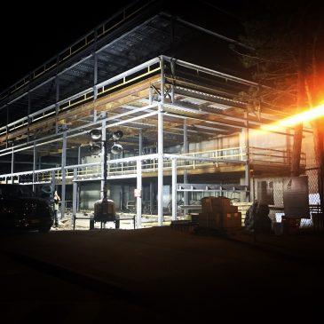 Gerald Hatch Centre Completion